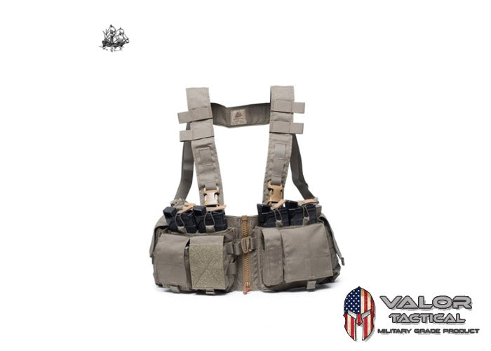 Velocity Systems - UW GEN V SPLIT-FRONT CHEST RIG - Ranger Green