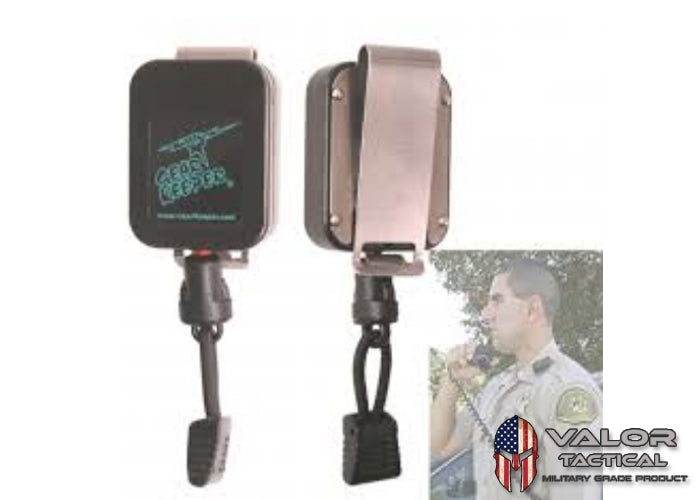 Gear Keeper - Retractable Police Mic Keeper