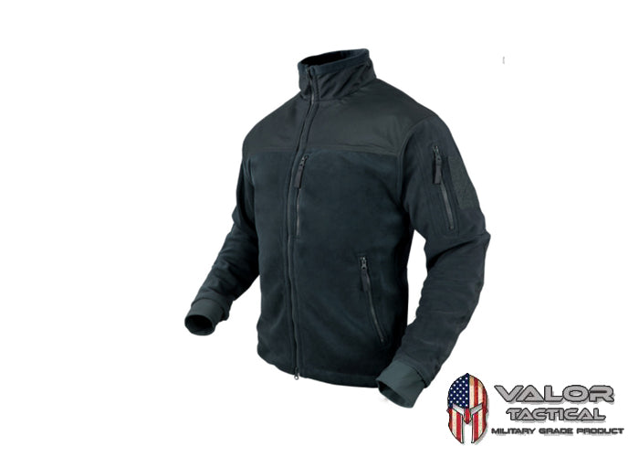 Condor - Alpha fleece jacket [ Navy Blue/M ]
