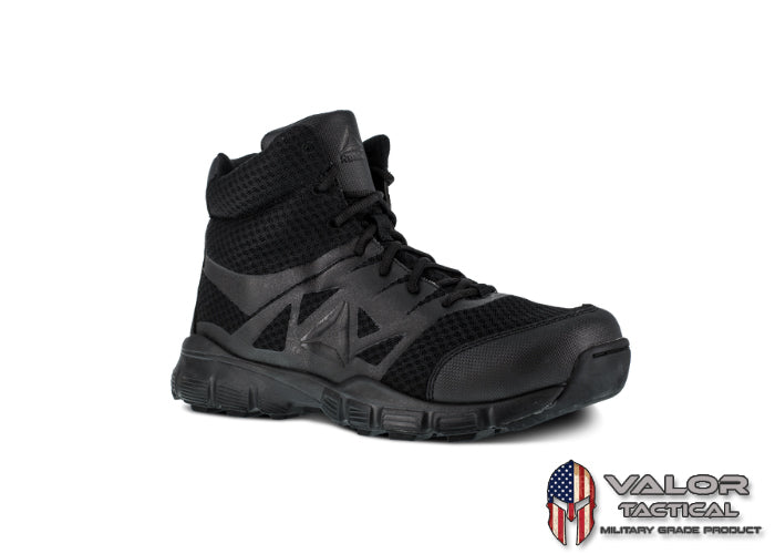 "Reebok - Dauntless Ultra-Light Size Zip [ 5"" / Black ]"