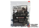 North American Rescue - Black Talon Glove Kits [ Medium / Pack of 25 ]