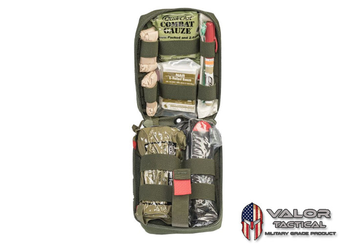 North American Rescue - Tactical Operator Response Kit [ OD Green ]