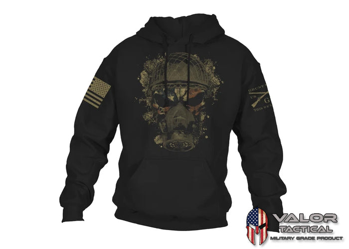 Grunt Style - Chemical Reaper Throwback Hoodie