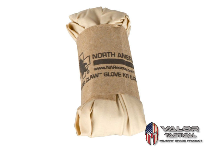 North American Rescue - Bear Claw Glove Kits [ Large / Pack of 25 ]