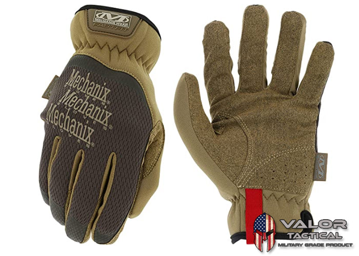 Mechanix Wear - Fastfit [ Brown ]