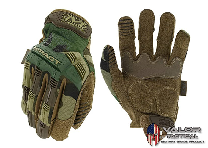 Mechanix Wear - M-Pact [ Woodland ]