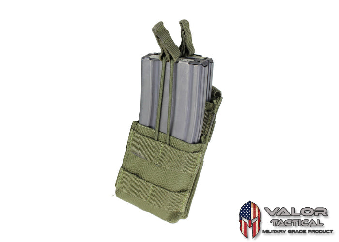 Condor - Single Stacker M4 Mag Pouch [ OD ]