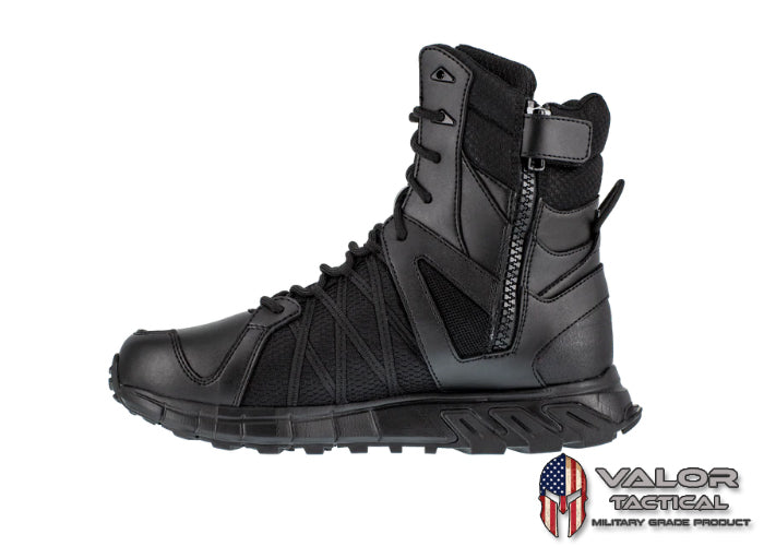 "Reebok - Trailgrip Tactical [ 8"" / Black ]"