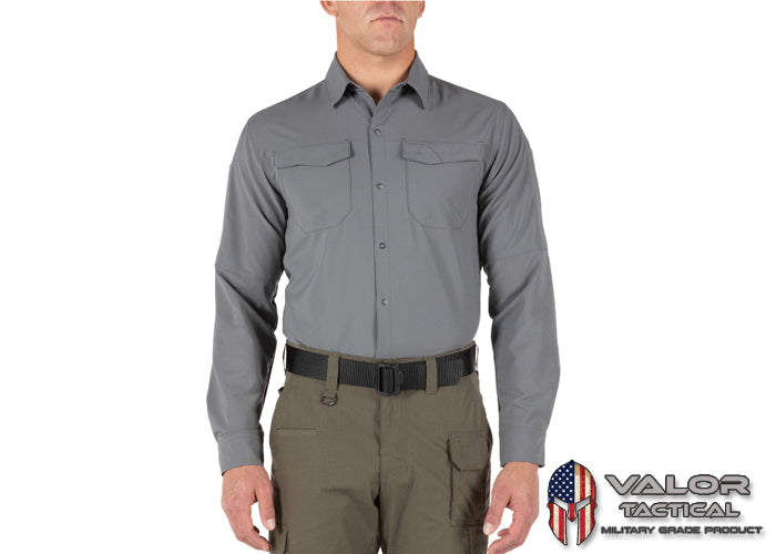 5.11 Tactical - Freedom Flex Long Sleeve Shirt [Strom 092]