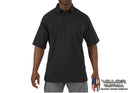 5.11 Tactical - Rapid Performance Short Sleeve Polo [Black 019]