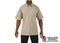 5.11 Tactical - Rapid Performance Short Sleeve Polo [Silver Tan 160]
