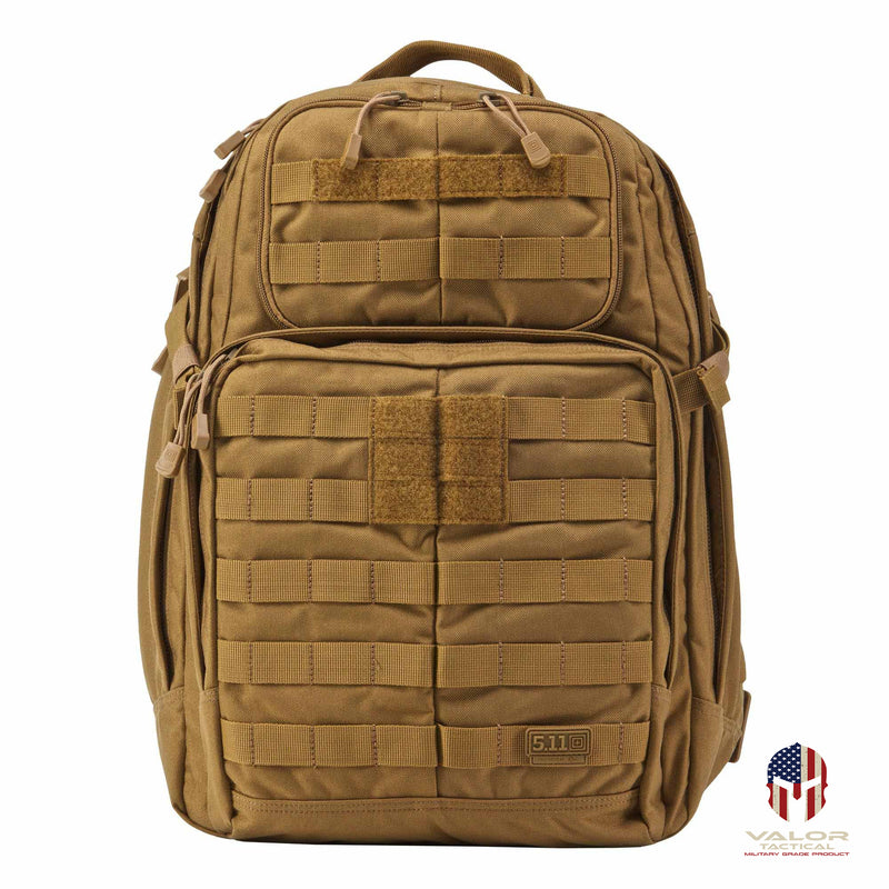 5.11 RUSH24™ BACKPACK 37L (Flat Dark Earth)