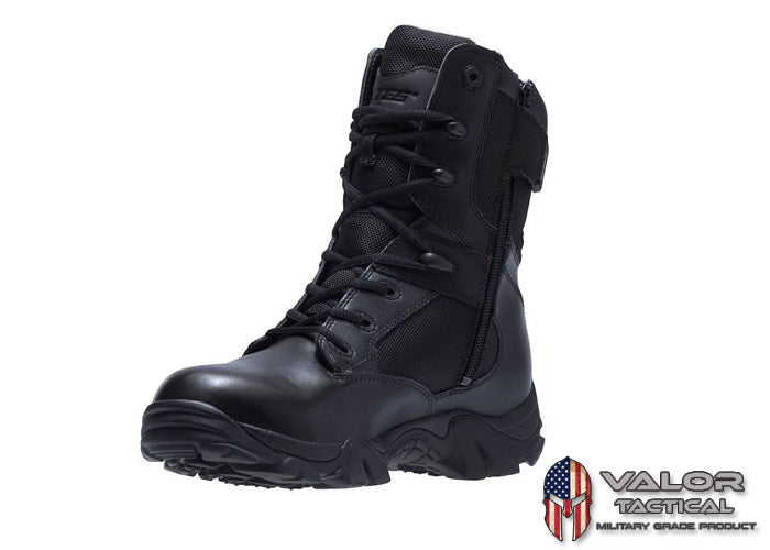 Bates - Women's GX-8 Side Zip Boot With GORE-TEX® [ Black ]