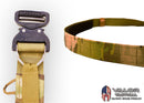 "G-Code - Contract Series Operator's Belt 1.75"" Cobra Buckle/D-Ring With Velcro and Pad Inner Belt [Multicam]"