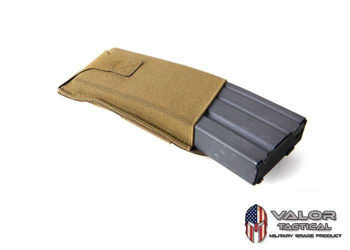 Blue Force Gear -   Low Rise M4 Belt Pouch [Coyote]