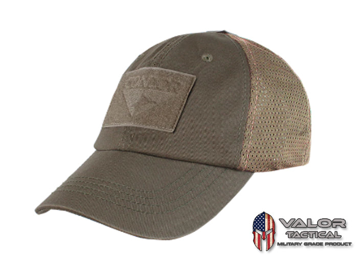 Condor - Mash Tactical Cap [ Coyote Brown ]