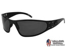 Gatorz Wraptor Black Out Edition / Smoked Polarized lens