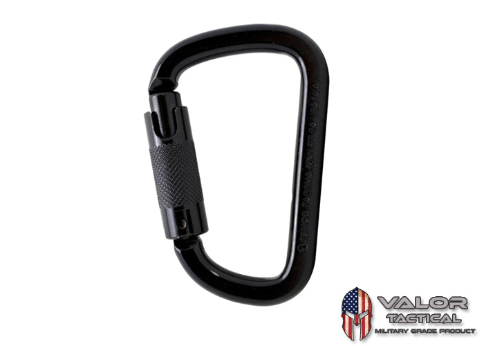 Fusion - TACOMA-HIGH STRENGTH TRIPLE LOCK STEEL CARABINER