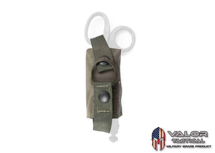G-code - GSG023 Molle Tourniquet and Trauma Shears pouch [OD Green]
