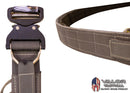 "G-Code - Contract Series Operator's Belt 1.75"" Cobra Buckle/D-Ring With Velcro and Pad Inner Belt [Wolf Grey/Wolf Grey]"