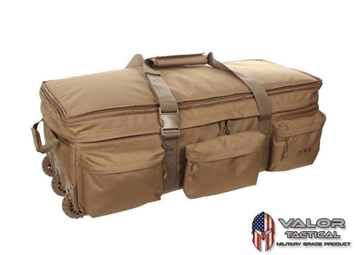 S.O.C. - Rolling Load Out Bag XL [Coyote Brown]