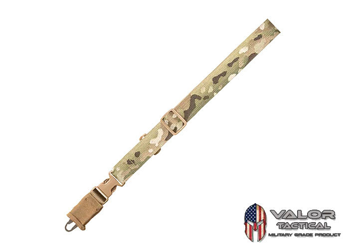 Tac Shield - CQB Single Point Sling [ Multicam ]