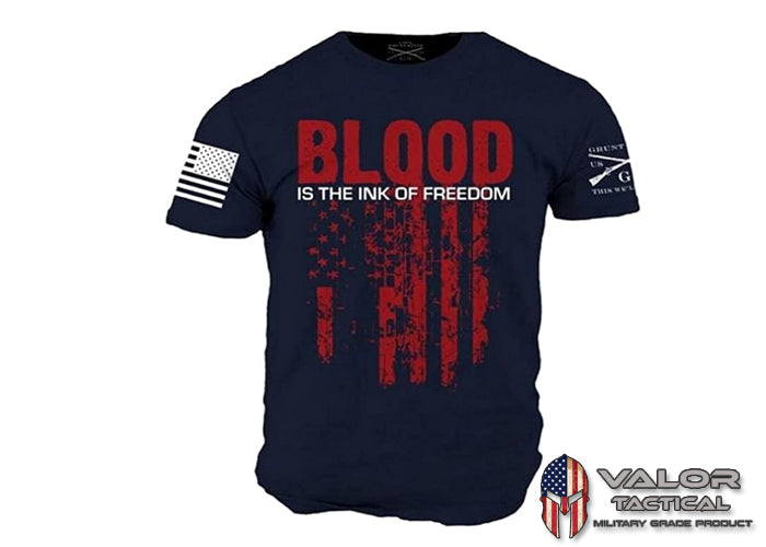 Grunt Style - Ink of freedom - Navy