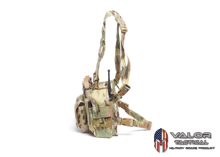 Velocity Systems - UW Chest Rig Gen IV  [ Multicam ]