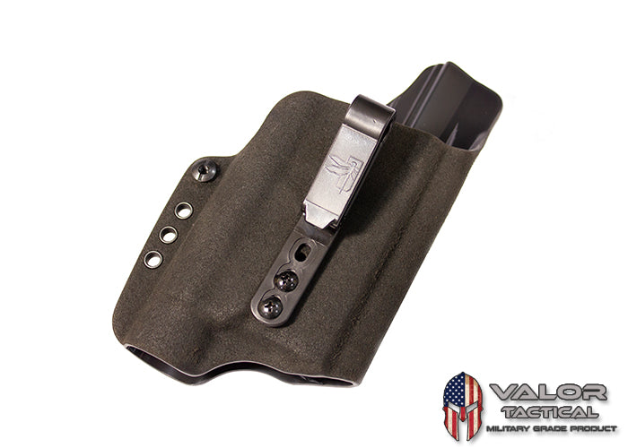 G-Code - INCOG IWB Full Guard Holster SIG P320 Compact & Surefire X300 [Black]
