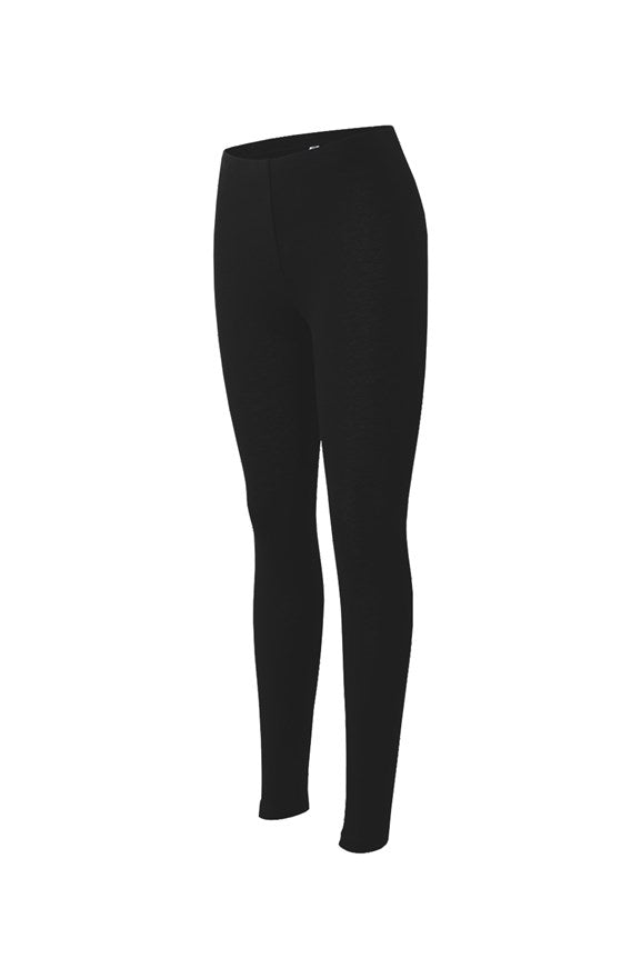 PT  Her Way Leggings Black Horizontal green design