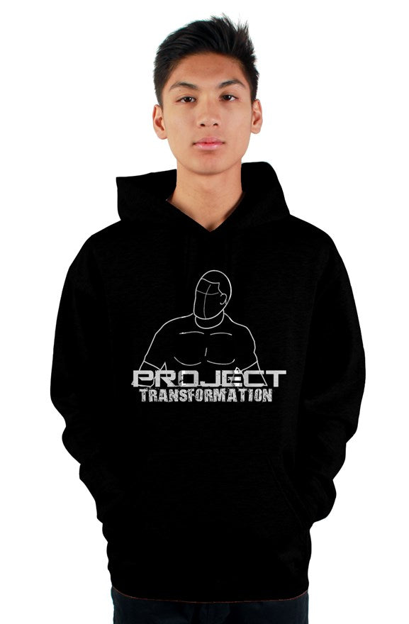 PT Work Out Hoodies White design