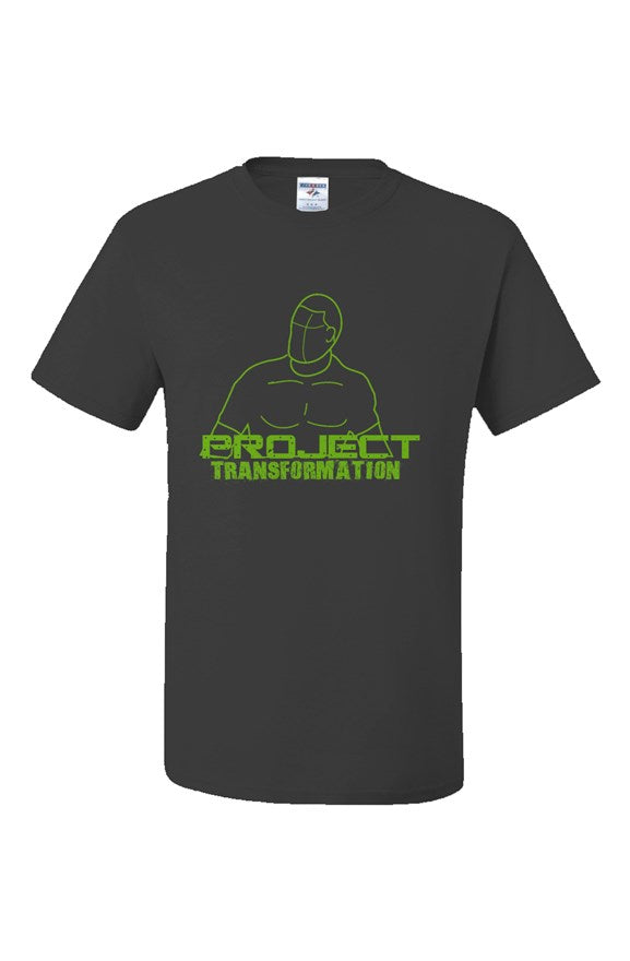 PT Work Out Dri-Power Black/ Green design
