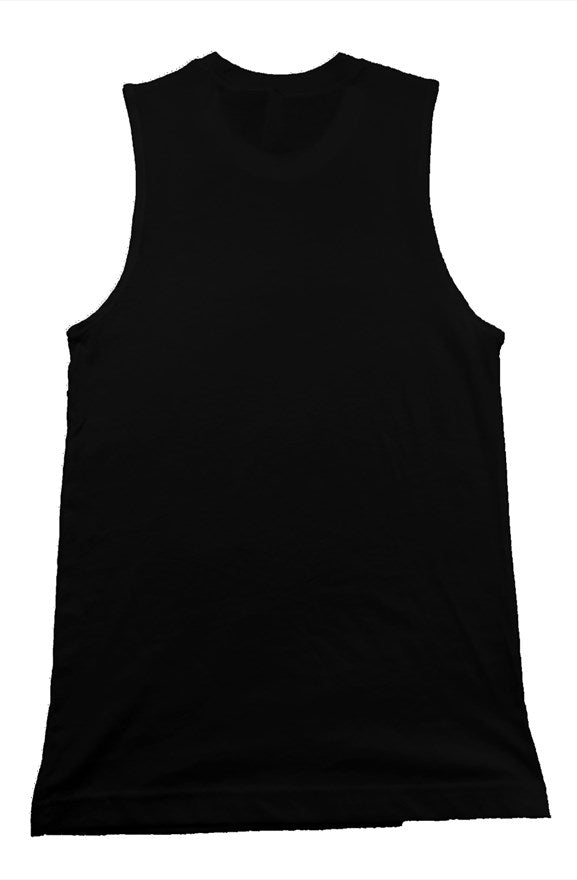 PT Work Out Her Way Muscle Tank Black/ White design