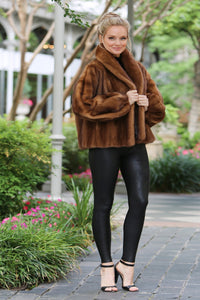 Scanglow Mink Jacket