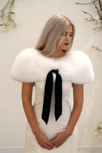 Load image into Gallery viewer, Fox Fur Wrap