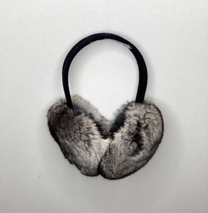 Chinchilla Earmuffs