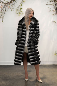 Full Length Chinchilla Coat