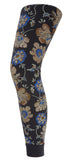 Bette - ELLE Designer Baroque Leggings