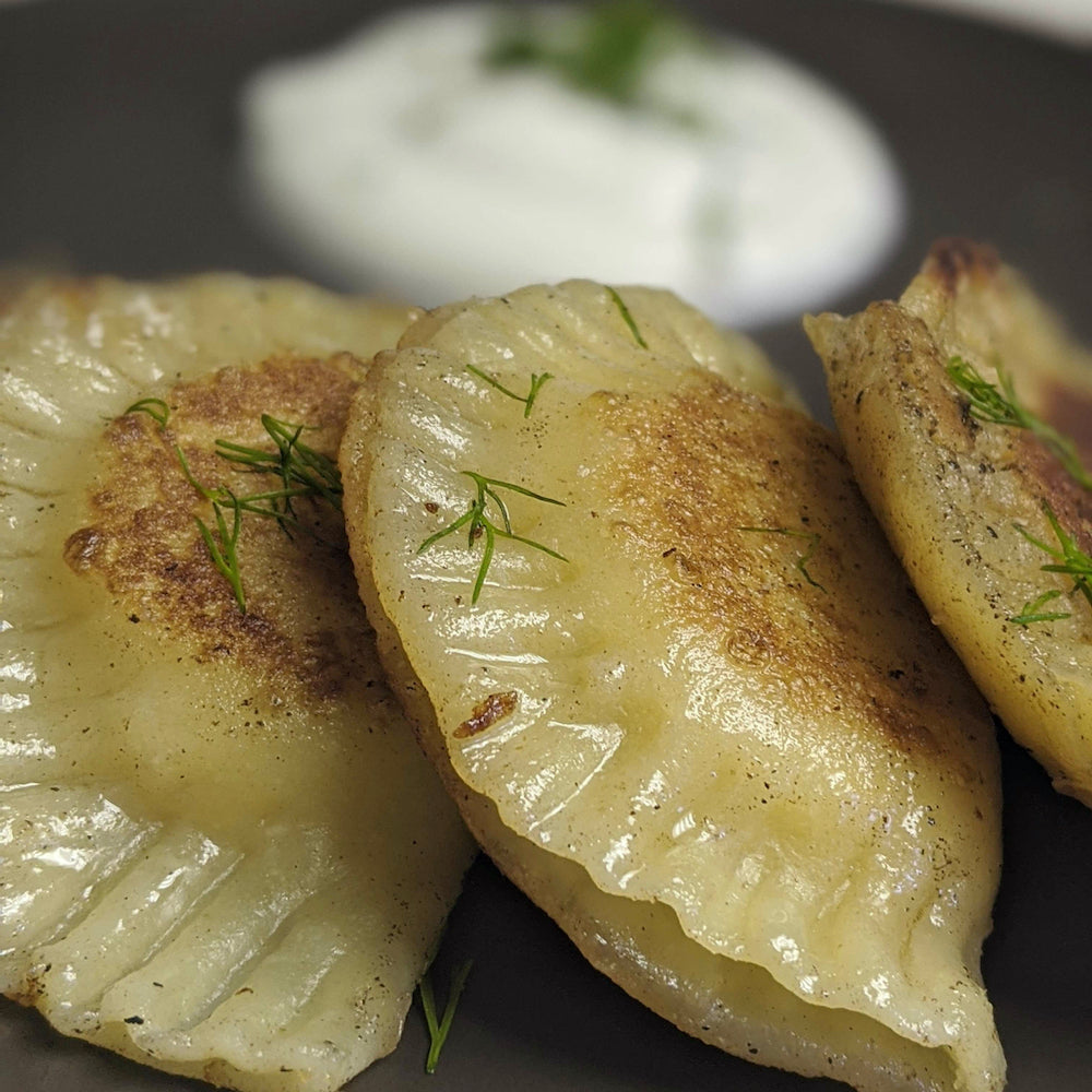 Pierogis - the perfect comforting meal for chilly nights