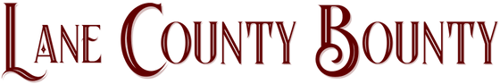 Lane County Bounty