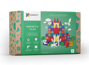 Connetix 62 Tiles Set // November Delivery - Behind The Trees Wooden Toys