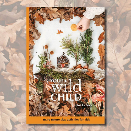Your Wild Child: more nature play activities for kids - Behind The Trees Wooden Toys
