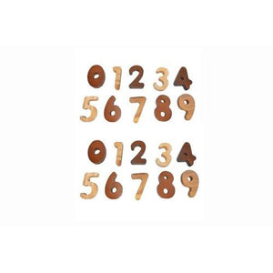 2 Tone Numbers Sets - Behind The Trees Wooden Toys
