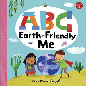 ABC - Earth-Friendly Me - Behind The Trees Wooden Toys