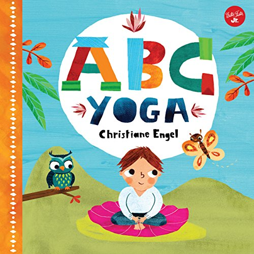 ABC YOGA - Behind The Trees Wooden Toys