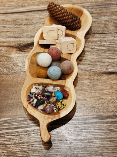 Tamarind Sorting Bowl - Behind The Trees Wooden Toys