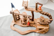 Load image into Gallery viewer, Tree House Complex - Behind The Trees Wooden Toys