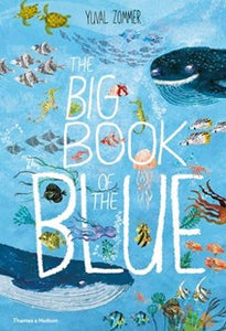 Big Book of Blue - Behind The Trees Wooden Toys