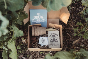 Grow with Gratitude - Behind The Trees Wooden Toys