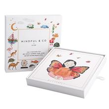 Mindful Yoga Flash Cards - Behind The Trees Wooden Toys